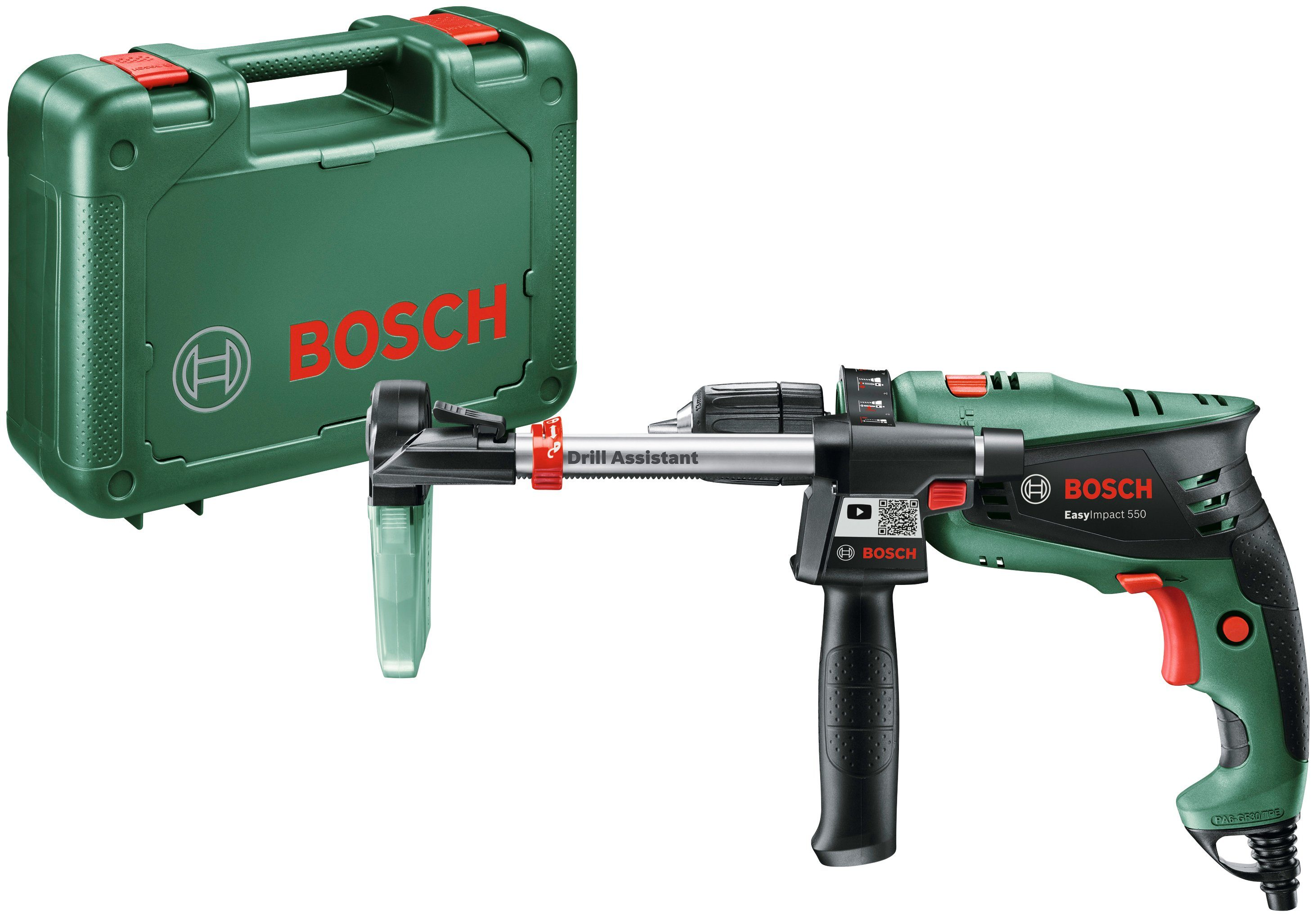 Bosch Schlagbohrmaschine EasyImpact 550
