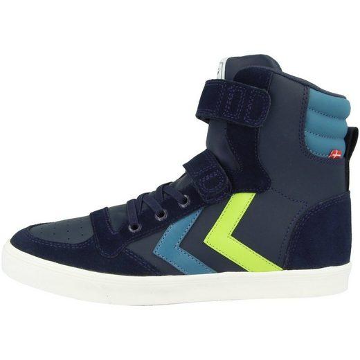 hummel »Slimmer Stadil High JR« Sneaker
