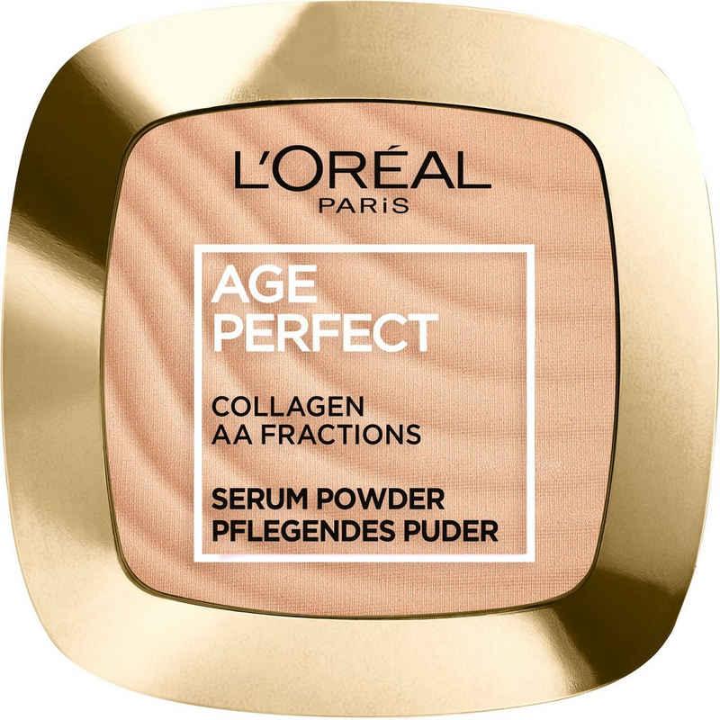 L'ORÉAL PARIS Puder »Age Perfect pflegendes Puder«