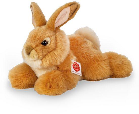 Teddy Hermann® Kuscheltier »Hase hellbraun, 28 cm«, liegend