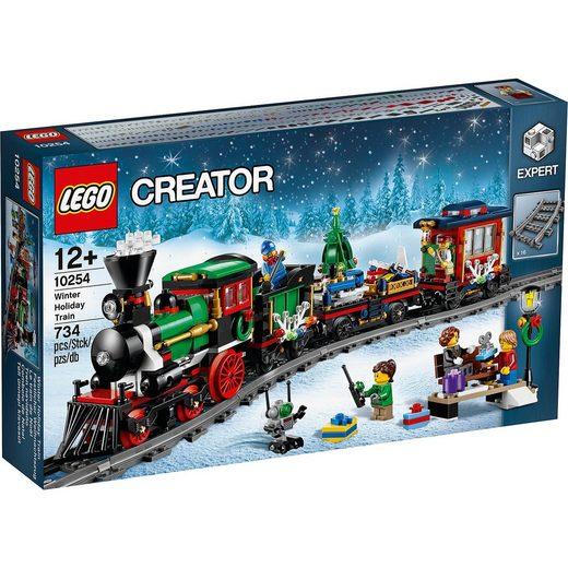 LEGO® 10254 Creator: Festlicher Weihnachtszug