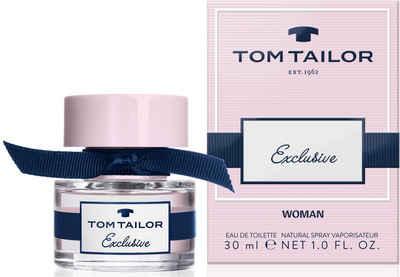 TOM TAILOR Eau de Toilette »Exclusive Woman«