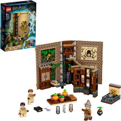 LEGO® Konstruktionsspielsteine »Hogwarts™ Moment: Kräuterkundeunterricht (76384), LEGO® Harry Potter™«, (233 St), Made in Europe