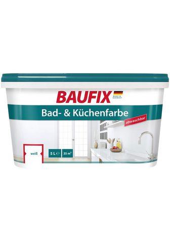 Baufix Wand- ir Deckenfarbe »Bad ir Küchenfar...