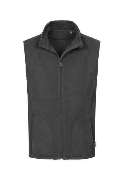 Stedman Fleeceweste »Outdoor Fleece Vest« mit Stehkragen