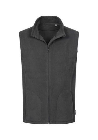 Stedman Fleeceweste »Outdoor fliso Vest« su St...