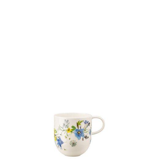 Rosenthal Becher »Brillance Fleurs des Alpes Becher mit Henkel«, Porzellan