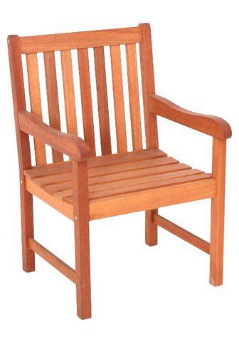 MERXX Sodo kėdė »Santos« (1 vienetai) Eukaly...