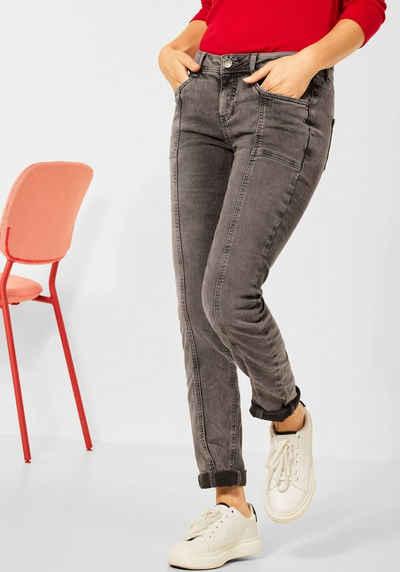 STREET ONE Ankle-Jeans »Style Jane« im 4-Pocket Style