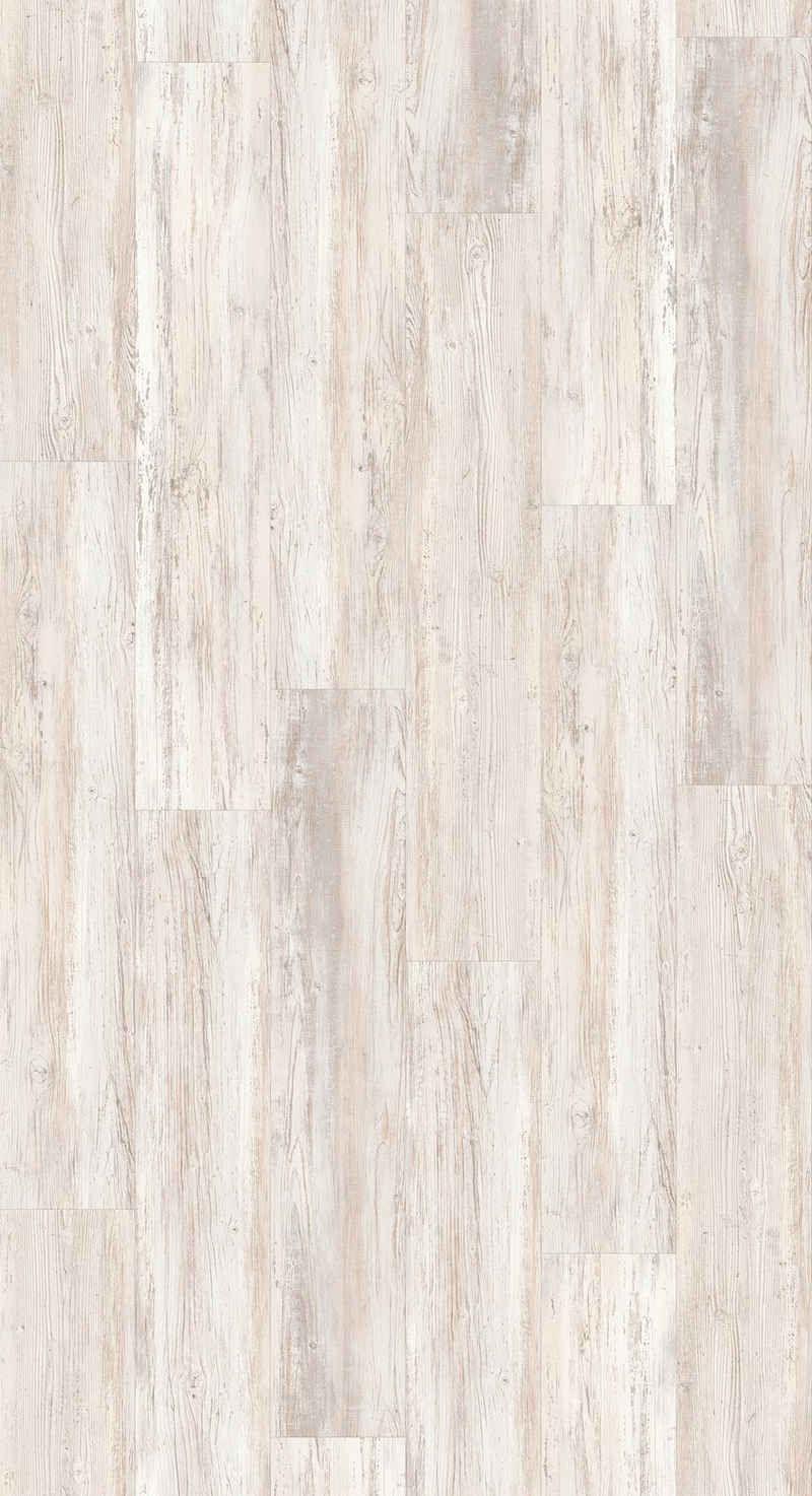 PARADOR Vinylboden »Basic 2.0 - Pinie skandinav. weiß«, 121,9 x 22,9 x 0,2 cm, 4,5 m²