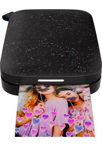 HP Sprocket 200 ZINK Fotodrucker (Bluetoo...