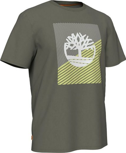 Timberland Print-Shirt