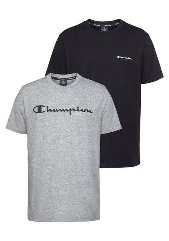 Champion Marškinėliai »CREWNECK T-SHIRT« (Packu...