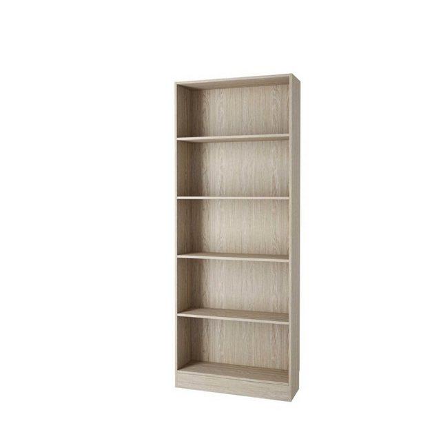 Küchenregale - ebuy24 Regal, Mehrzweckregal »Base Regal B 4 Ablagen. Eiche Dekor.«  - Onlineshop OTTO