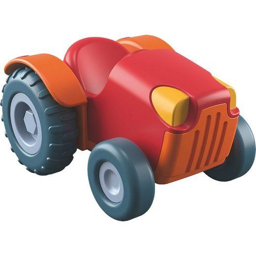 Haba Puppenhausmöbel »HABA 303130 Little Friends Bauernhof Traktor rot«