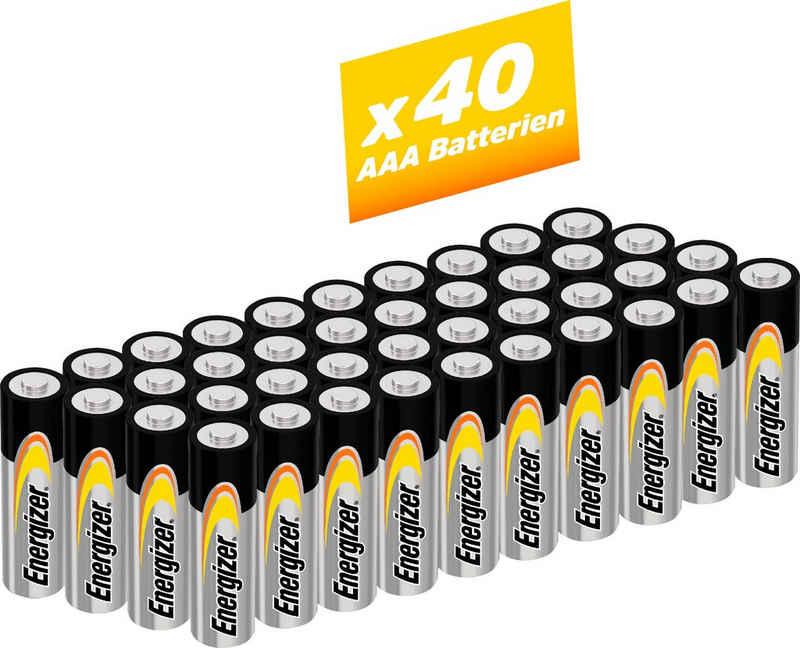 Energizer »Alkaline Power Micro (AAA) 40 Stück« Batterie