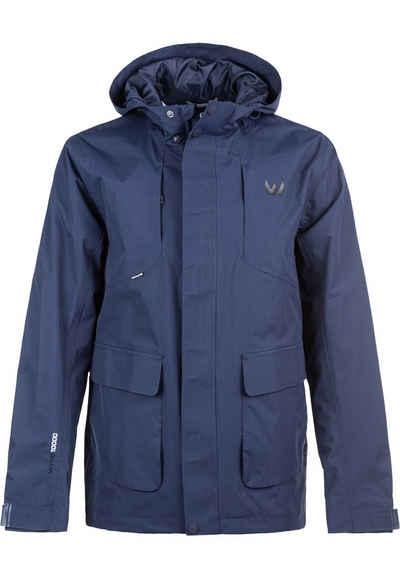 WHISTLER Parka »ANDRE M Jacket W-PRO 10000« mit hochwertiger Regenausstattung