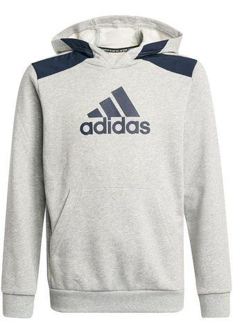 adidas Performance Sportinis megztinis su gobtuvu »BADGE ...