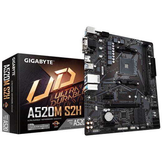 Gigabyte »A520M S2H - AM4« Mainboard
