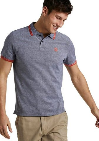 TOM TAILOR Polo marškinėliai su nedidelis Frontlo...