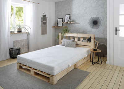 Komfortschaummatratze »Tornby«, Älgdröm, 21 cm hoch, Raumgewicht: 39, Wendematratze mit zwei unterschiedlich festen Liegeseiten