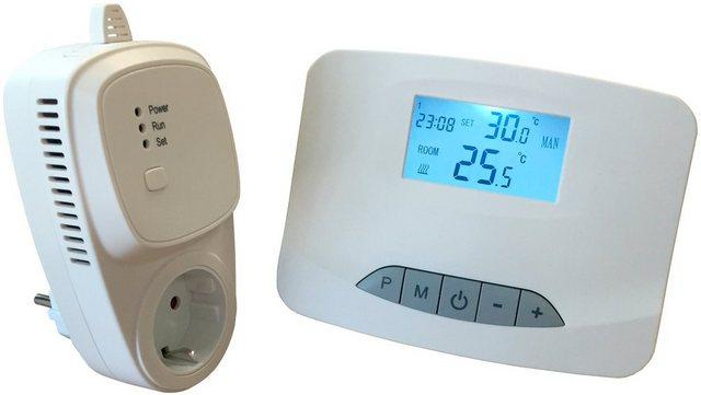 JOLLYTHERM Thermostat »Steckdose«  funk   Baumarkt > Elektroinstallation > Steckdosen   bella jolly