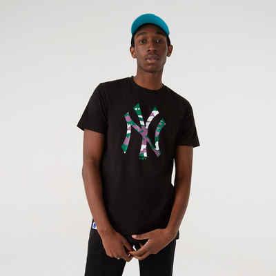New Era Print-Shirt »New Era MLB NEW YORK YANKEES Camo Tee T-Shirt«