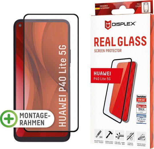 Displex »Real Glass 3D für Huawei P40 lite 5G« für Huawei P40 lite 5G, Displayschutzglas