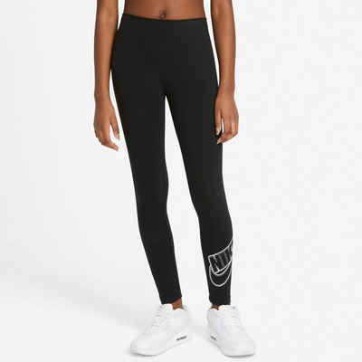 Nike Sportswear Leggings »FAVORITES BIG KIDS (GIRLS) GRAPHIC LEGGINGS«