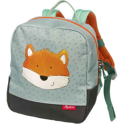 Sigikid Kindergartentasche »Mini Rucksack Fuchs grau, Bags«