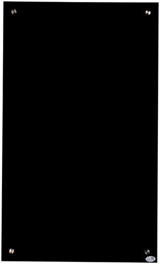 Glas-Infrarotheizung 450 W, (B/H) 60 x100 cm