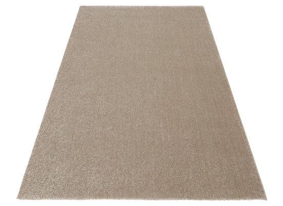 Teppich »Tore«, Home affaire, rechteckig, Höhe 10 mm, gewebt, Wohnzimmer