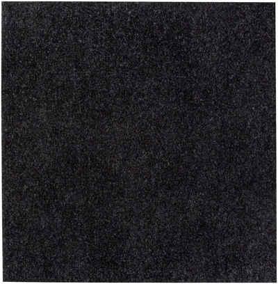 Teppichfliese »Skandi Nadelfilz«, Andiamo, rechteckig, Höhe 4 mm, 25 Stück (4 m), selbstklebend, für Stuhlrollen geeignet
