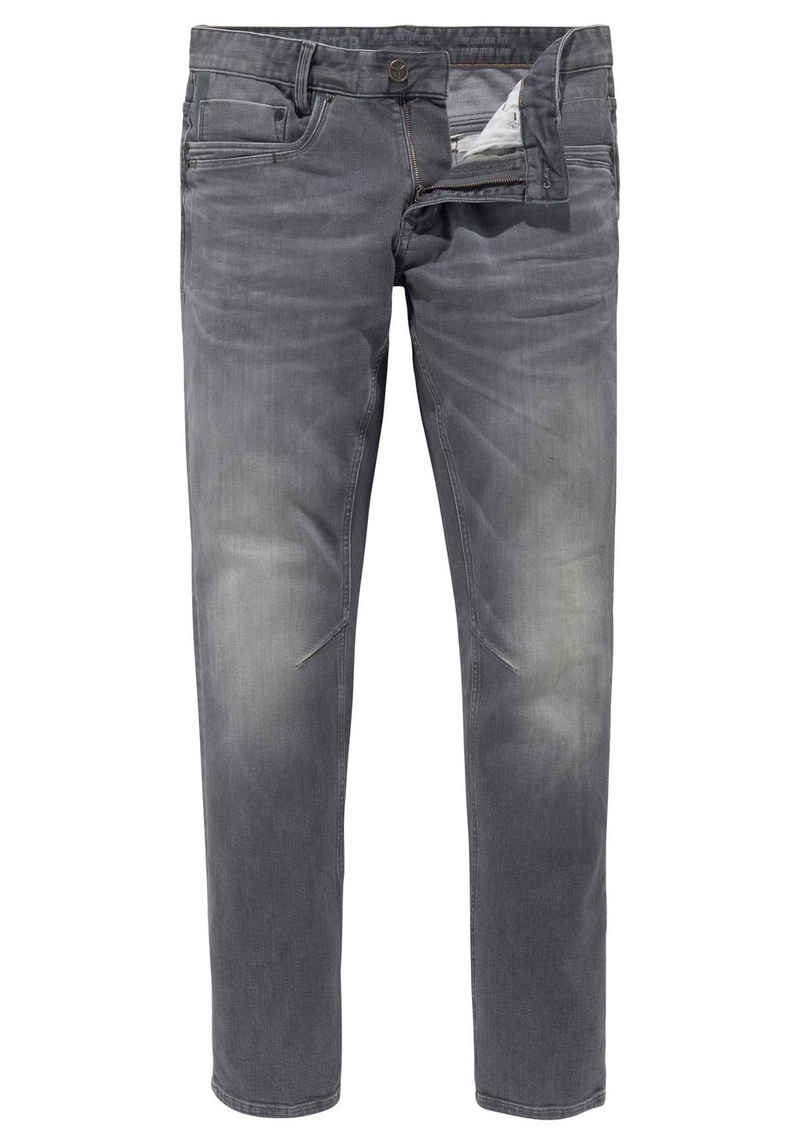 PME LEGEND Tapered-fit-Jeans »SKYMASTER« im Used Look