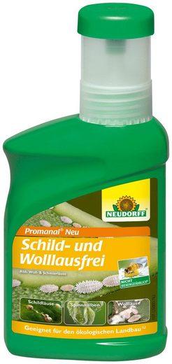 NEUDORFF Pflanzenschutzmittel »Promanal Neu Schild- und Wolllausfrei«, 250 ml