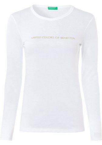 United Colors of Benetton Marškinėliai ilgomis rankovėmis su sil...