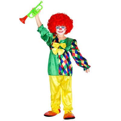tectake Clown-Kostüm »Mädchenkostüm Clowni Mimmi«