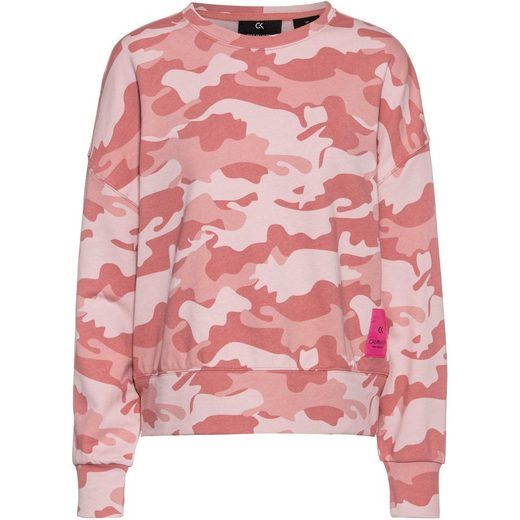 Calvin Klein Performance Sweatshirt »Camo Story«