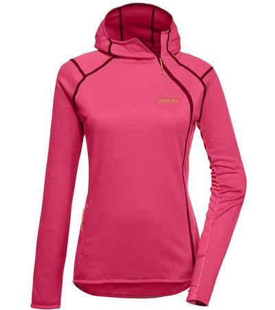 PYUA Kapuzenpullover »PYUA Funktions-Pullover schnell trocknender Damen Hoodie Beyond Sport-Pulli Pink«