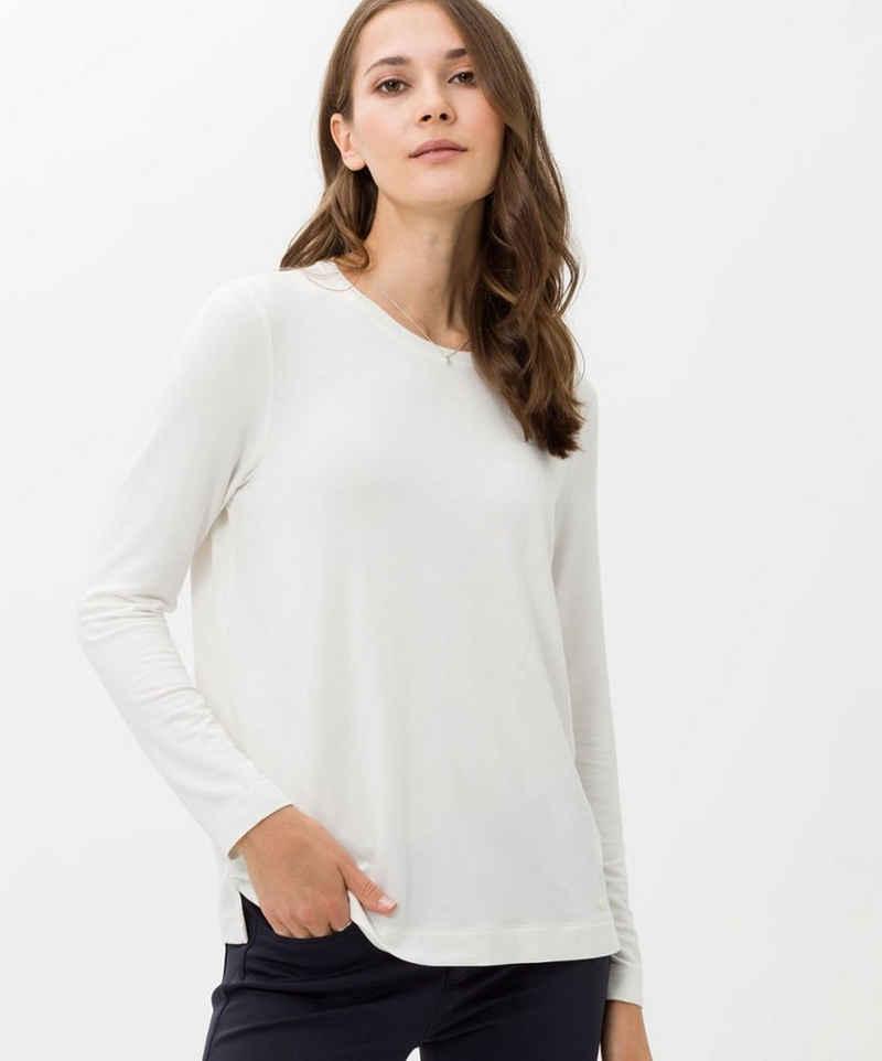 Brax Langarmshirt »Style CARA«