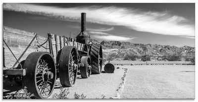 Artland Glasbild »Death Valley Kalifornien«, Züge (1 Stück)
