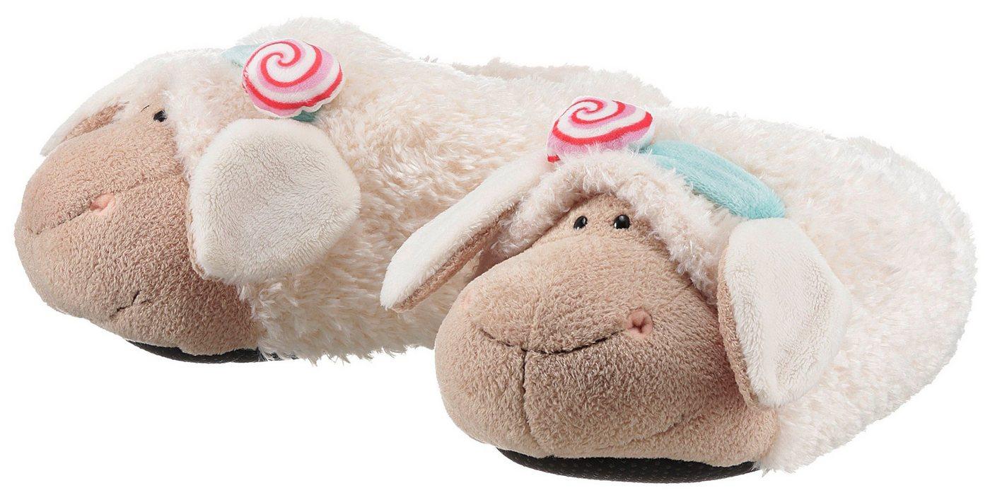 Hausschuhe - Nici »JOLLY Candy« Plüsch Hausschuhe ›  - Onlineshop OTTO