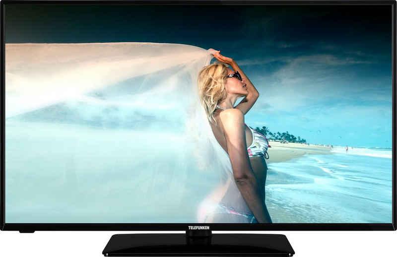 Telefunken D43U551N1CW LED-Fernseher (108 cm/43 Zoll, 4K Ultra HD, Smart-TV)