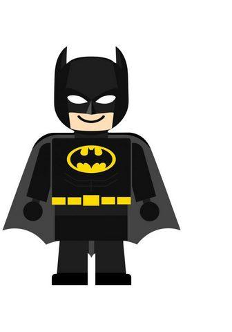 Wall-Art Wandtattoo »Spielfigur Super Hero Batm...