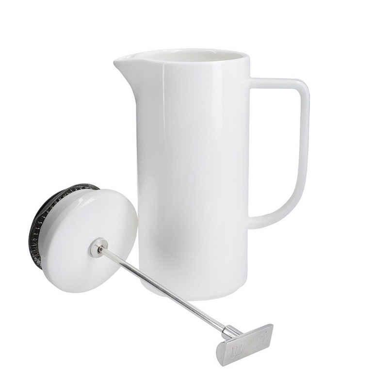 Neuetischkultur Kaffeebereiter Kaffeebereiter Pressfilter, Keramik La Cafetiere, 0.48l Kaffeekanne