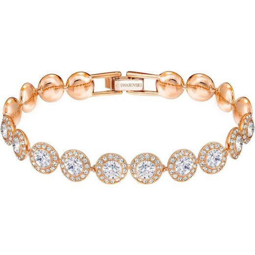 Swarovski Armband »5240513«, Mit Swarovski Kristallen
