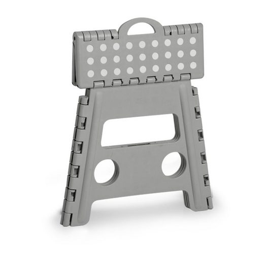Zeller Present Klappstuhl Kunststoff  klappbar  Sitzhöhe 32 cm