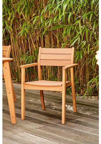 Siena Garden Viena ant kito sustatomos kėdės »Naron...