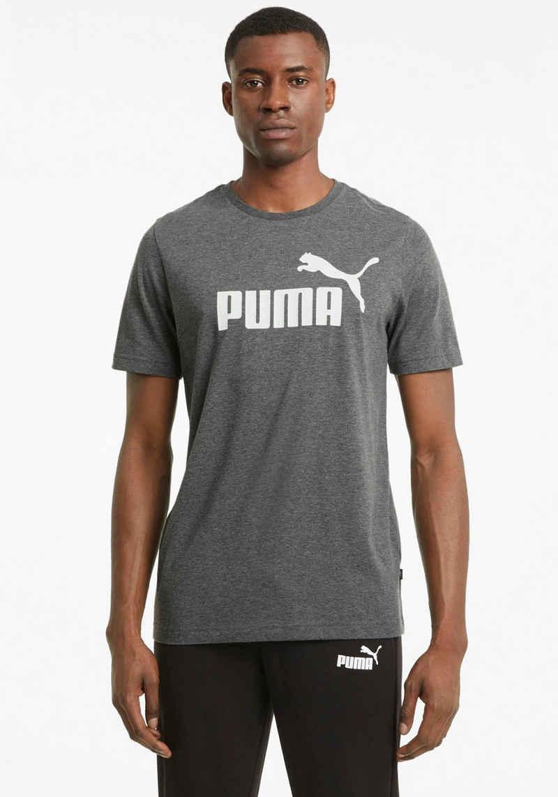 PUMA T-Shirt »ESS Heather Tee«