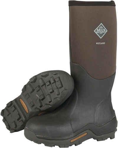 Muck Boots »Thermo-Gummistiefel Wetland« Gummistiefel